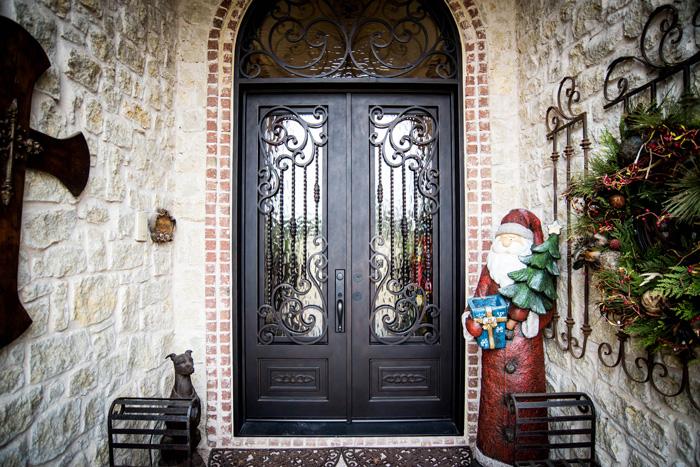 How Secure Is Your Front Door Dallas Door Designs