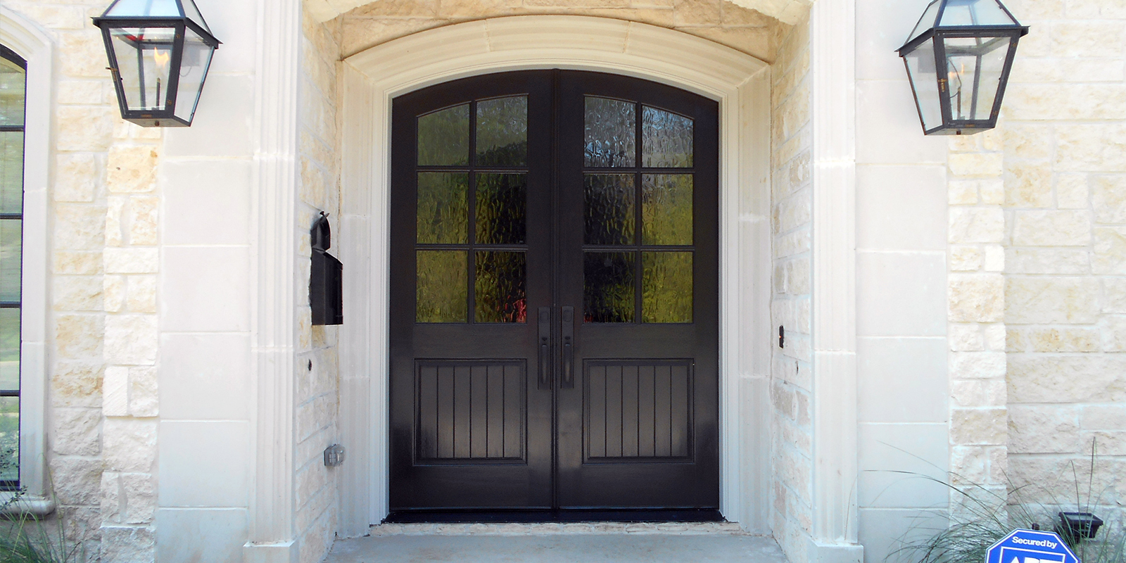 Exterior Double Doors dallas door designs | front doors, interior doors | wood, iron