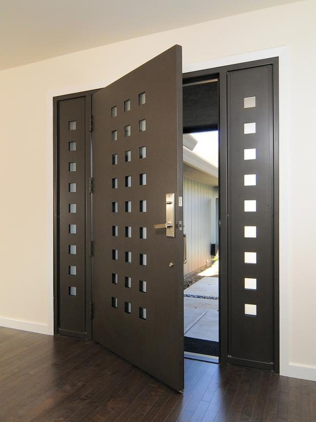 . 5 Modern Front Doors for 2016   Dallas Door Designs