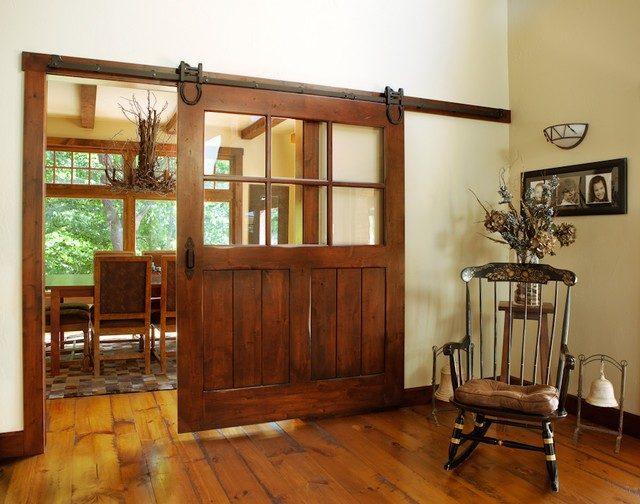 Superbe » Benefits Of Barn Doors