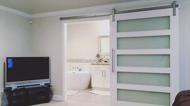 Barn Doors Dallas Tx Sliding Barn Door Installation Dallas Door