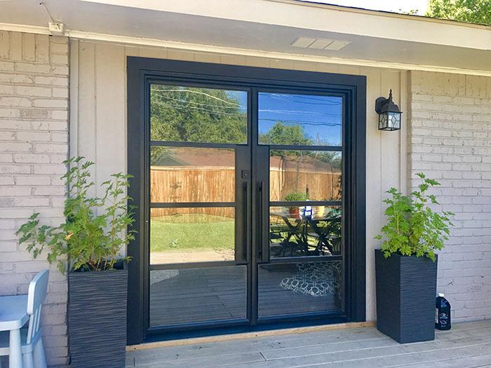 Custom Iron Doors In Dallas Tx Design Installation
