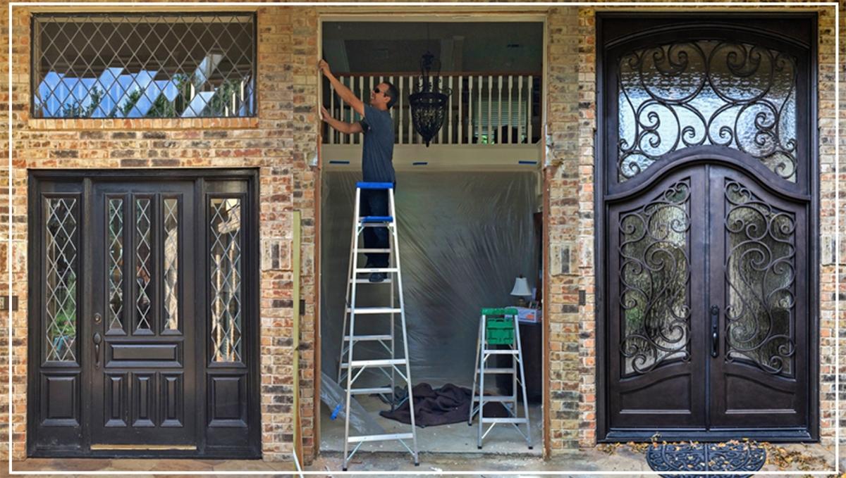 Kitchen u0026 Bathroom Cabinetry & Home Remodeling Services Dallas TX - Dallas Door Designs