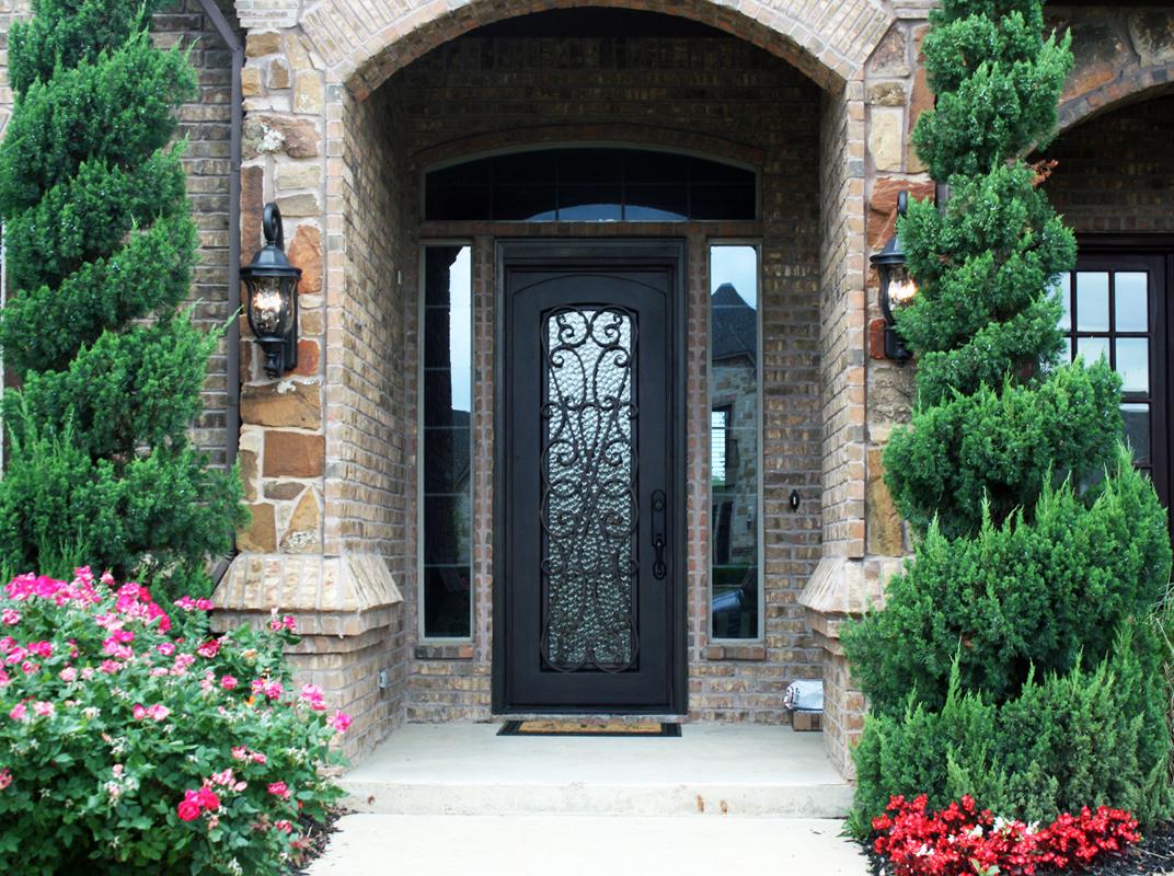 Iron Doors by Dallas Door Designs & Iron Doors Gallery - Dallas Door Designs