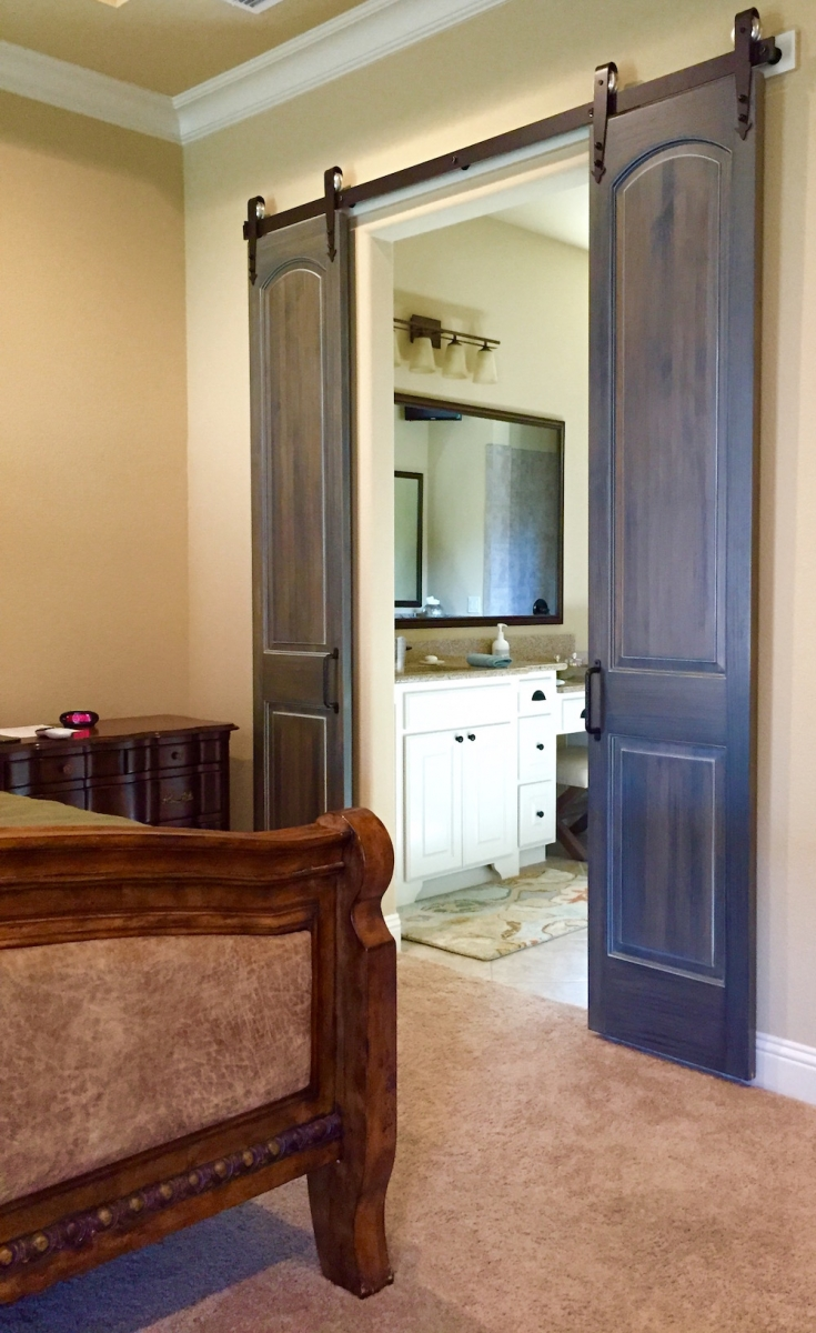 barn doors dallas  tx - sliding barn door installation