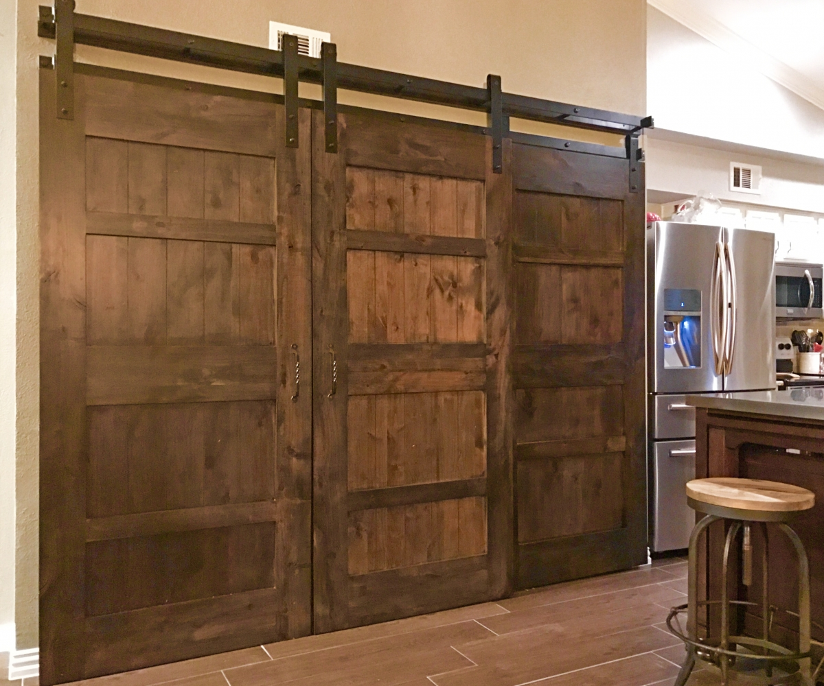 Sliding Barn Door Installation